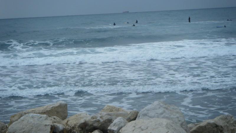 Surf report Carro - France (13) 2011-11-06 10:00:00