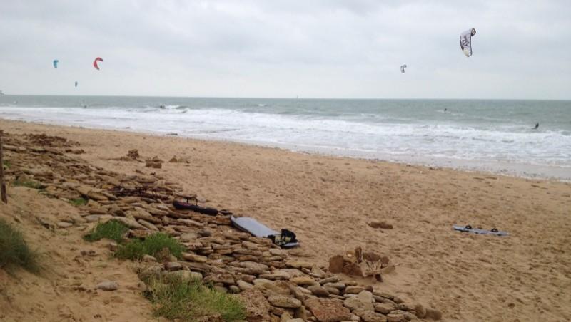 Surf report Le Lizay - France (17) 2011-11-06 14:43:00
