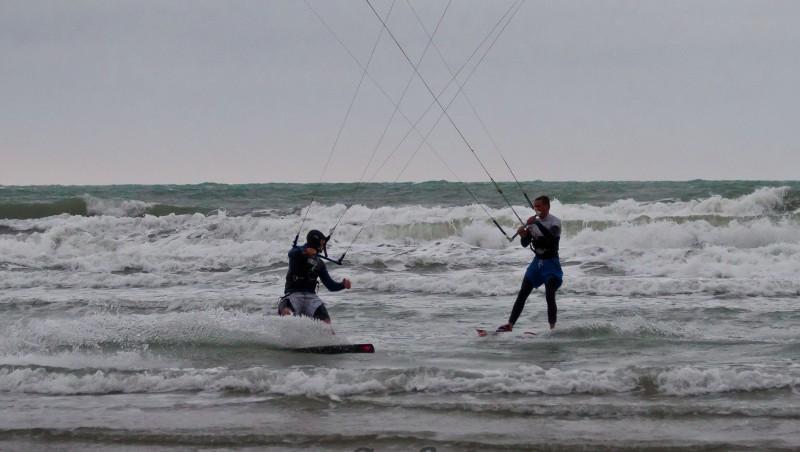 Surf report La Vanlée - France (50) 2011-11-06 15:30:00
