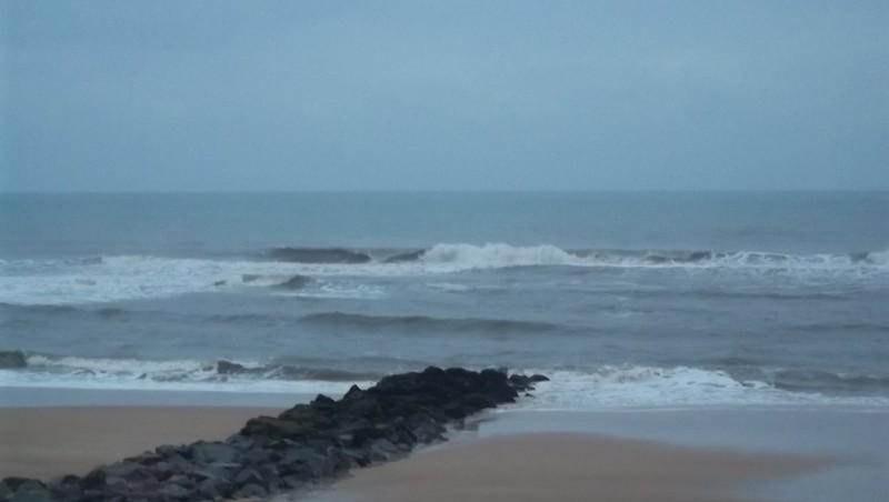 Surf report Lacanau Océan - La Nord - France (33) 2011-11-07 08:35:00