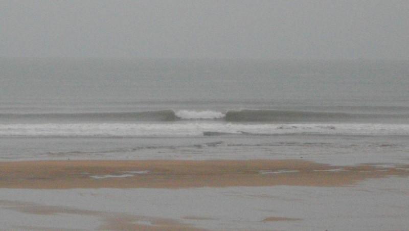 Surf report Grand Village - France (17) 2011-11-08 09:00:00