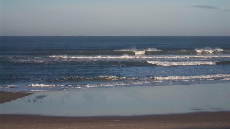 Surf report Lacanau Océan - La Nord - France (33) 2011-11-11 05:00:00