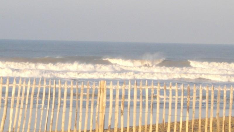 Surf report Grand Village - France (17) 2011-11-11 13:00:00