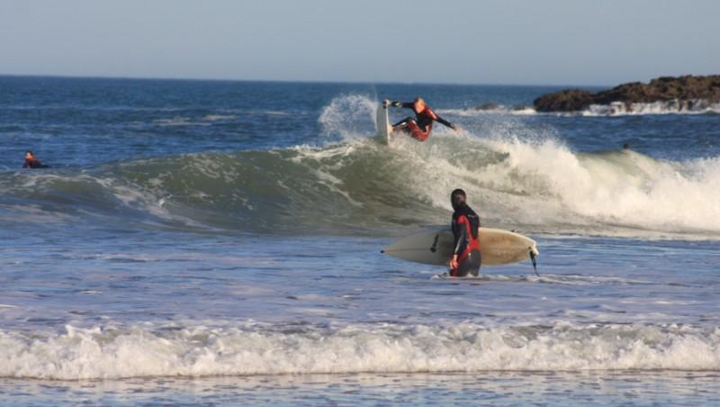 Surf report Biarritz - Grande Plage - France (64) 2011-11-11 10:00:00