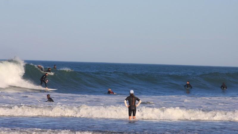 Surf report Biarritz - Grande Plage - France (64) 2011-11-11 10:00:00