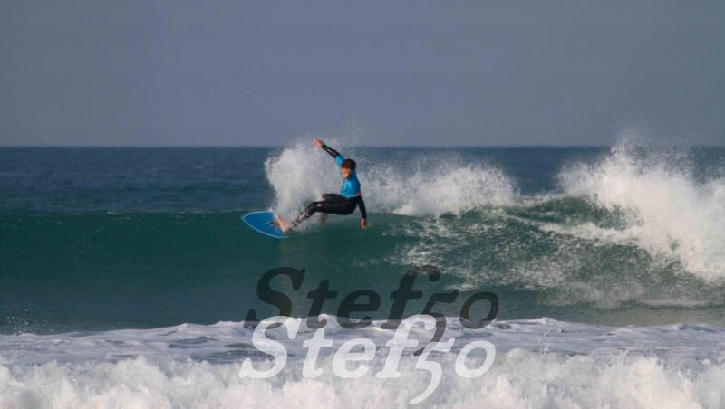 Surf report Siouville - Plage Nord - France (50) 2011-11-11 11:00:00