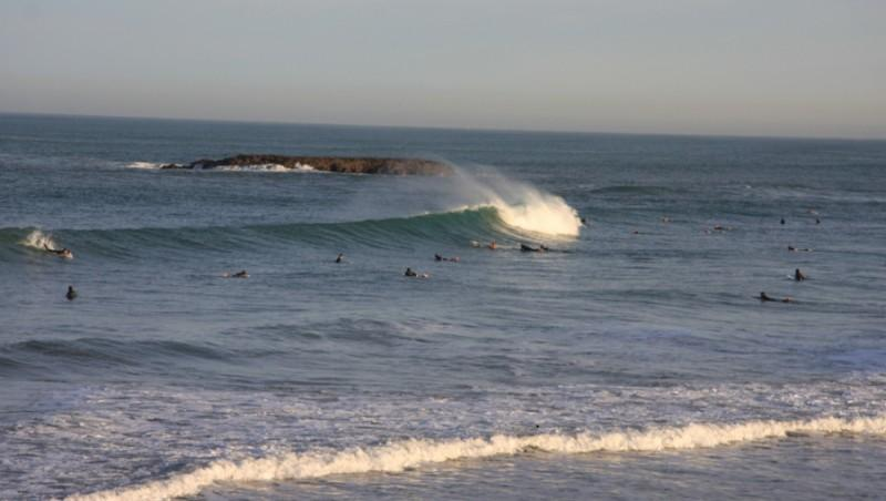 Surf report Biarritz - Grande Plage - France (64) 2011-11-12 09:00:00