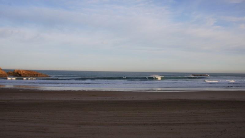 Surf report Biarritz - Grande Plage - France (64) 2011-11-12 09:00:00