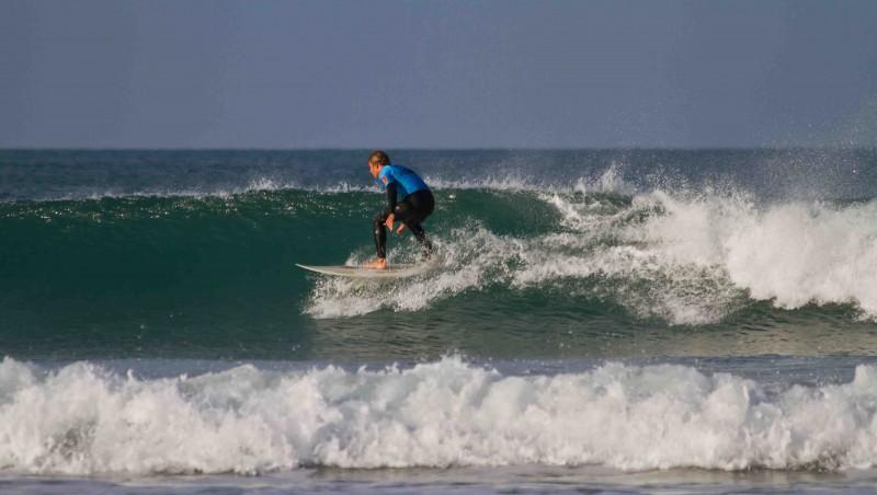 Surf report Siouville - Plage Nord - France (50) 2011-11-11 11:05:00