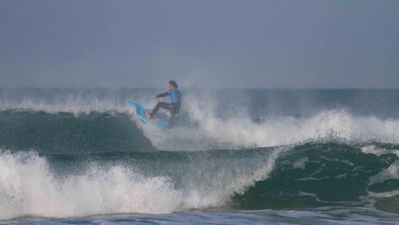 Surf report Siouville - Plage de la Hague - France (50) 2011-11-11 11:40:00