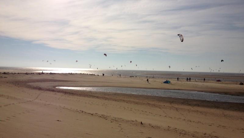 Surf report La Palmyre - Bonne-Anse - France (17) 2011-11-12 11:52:00