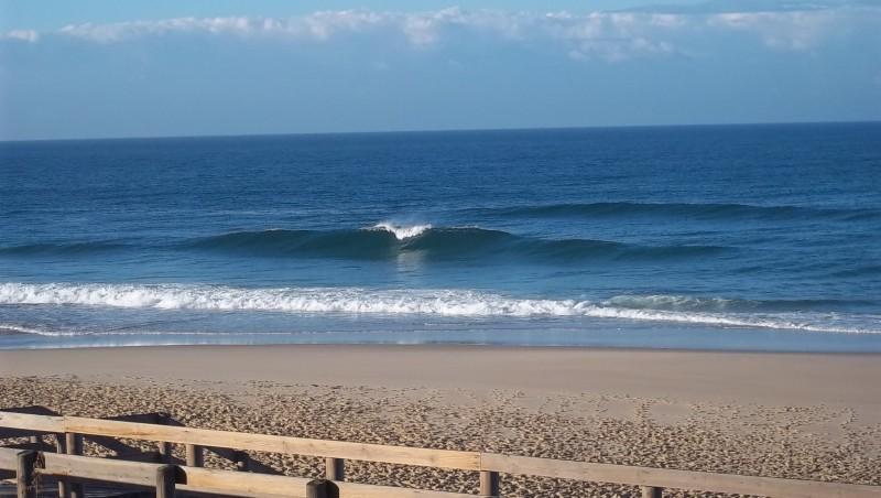 Surf report Lacanau Océan - La Nord - France (33) 2011-11-16 10:00:00