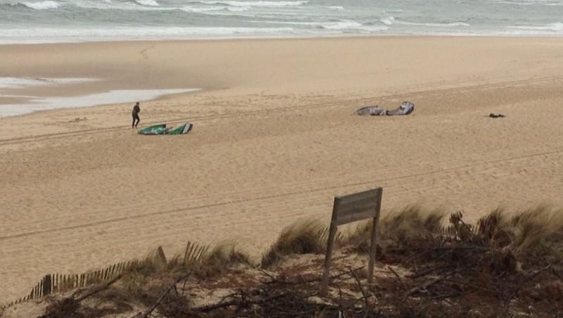 Surf report Lacanau Océan - La Nord - France (33) 2011-11-16 14:15:00