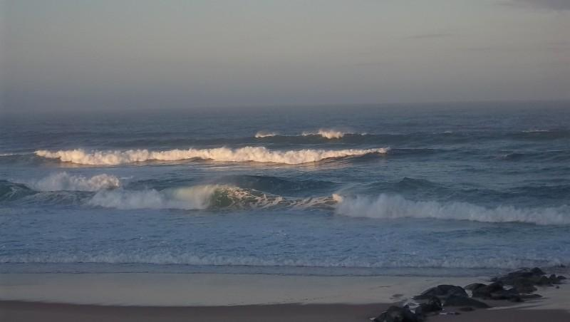 Surf report Lacanau Océan - La Nord - France (33) 2011-11-17 09:00:00
