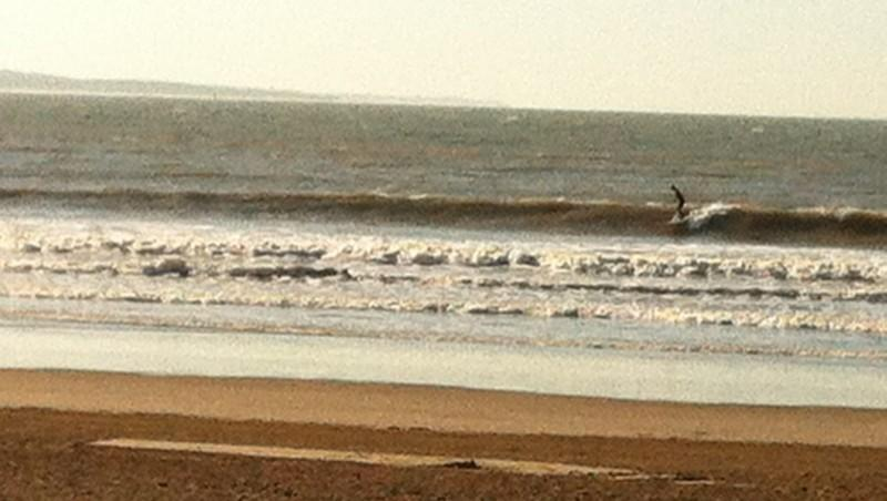 Surf report Royan - Pontaillac - France (17) 2011-11-18 11:09:00