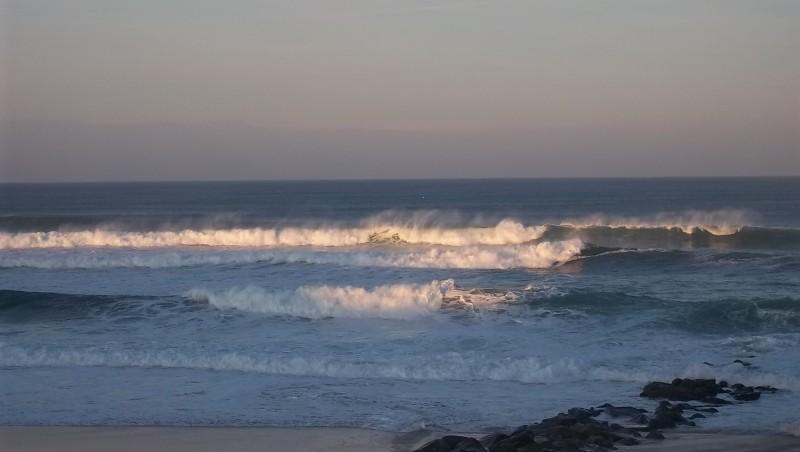 Surf report Lacanau Océan - La Nord - France (33) 2011-11-19 05:00:00