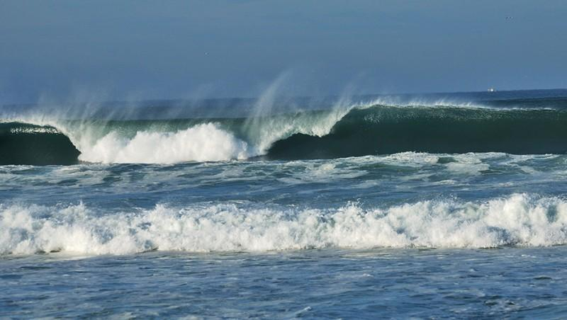 Surf report Le Grand Crohot - France (33) 2011-11-19 10:00:00