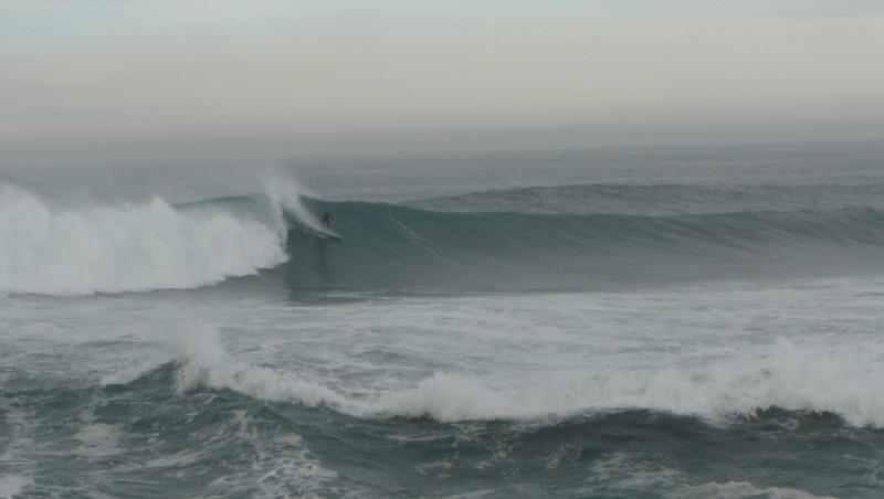 Surf report Tarnos Digue - France (40) 2011-11-20 11:30:00