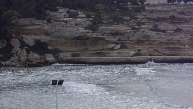 Surf report Plage du Verdon - France (13) 2011-11-22 10:50:00