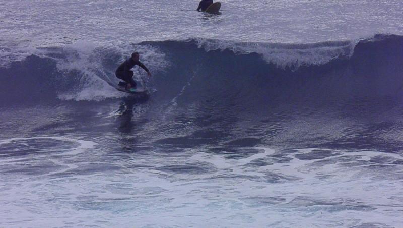 Surf report La Couronne - France (13) 2011-11-22 13:20:00