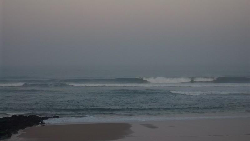 Surf report Lacanau Océan - La Nord - France (33) 2011-11-23 08:45:00