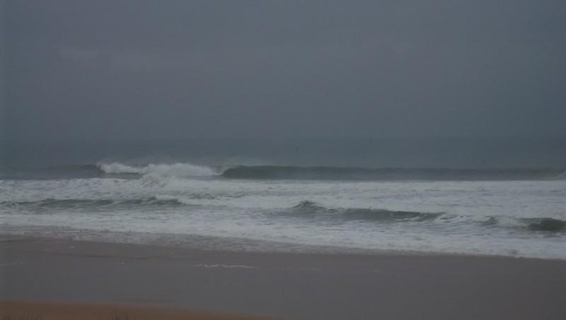 Surf report Lacanau Océan - La Nord - France (33) 2011-11-28 10:00:00