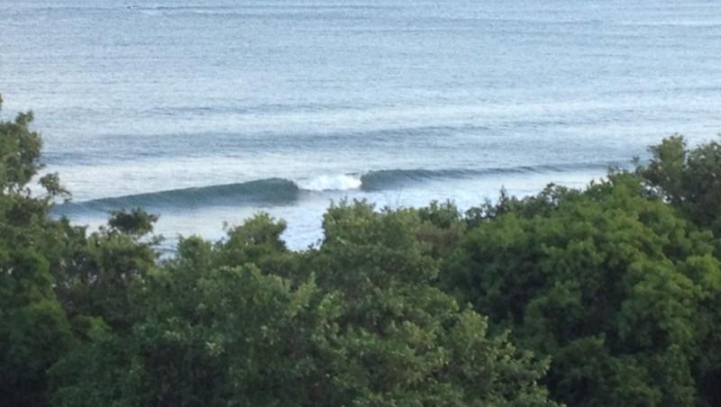 Surf report Tartane - Martinique (MQ) 2011-11-29 07:47:00