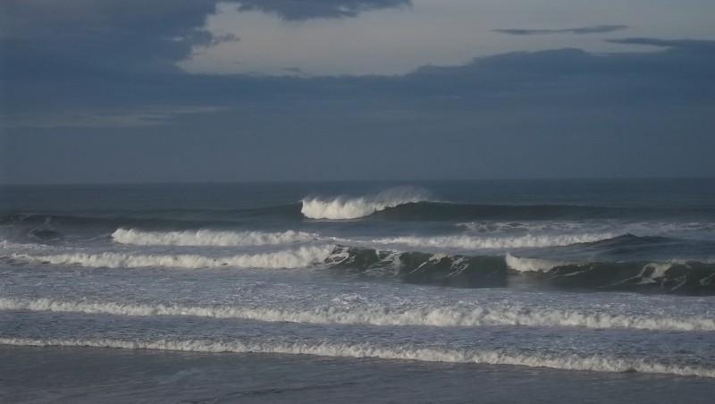 Surf report Lacanau Océan - La Nord - France (33) 2011-11-30 12:00:00