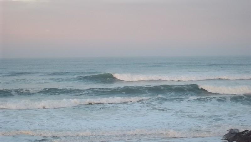 Surf report Lacanau Océan - La Nord - France (33) 2011-12-01 09:00:00