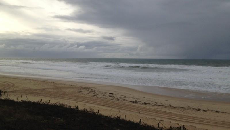 Surf report Lacanau Océan - La Nord - France (33) 2011-12-09 14:00:00