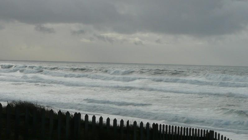 Surf report Contis Plage - France (40) 2011-12-12 15:30:00