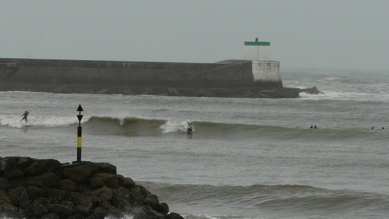 Surf report Socoa - France (64) 2011-12-14 15:30:00