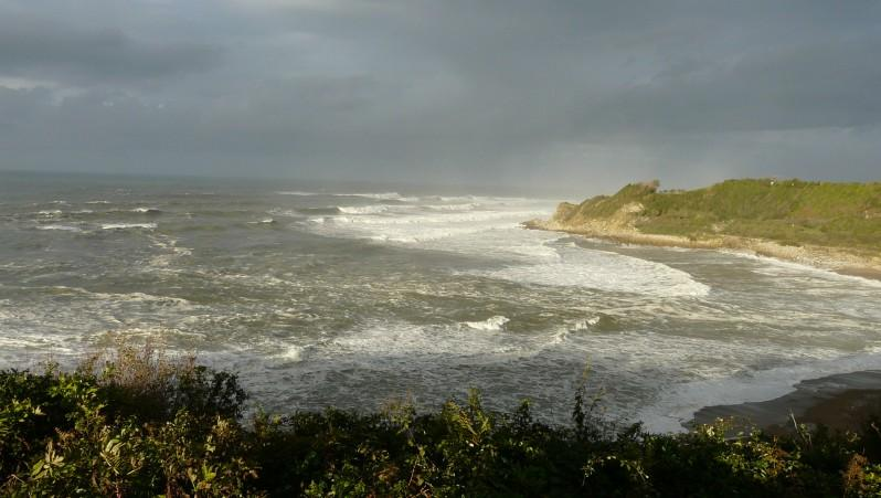 Surf report Lafiténia - France (64) 2011-12-14 16:00:00