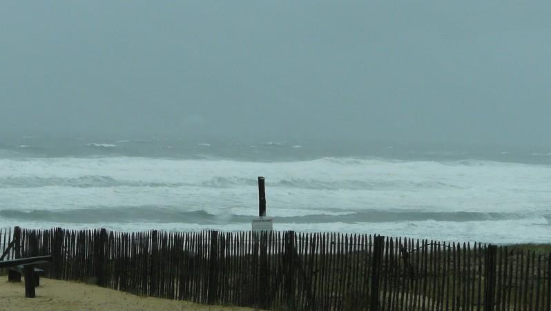 Surf report Contis Plage - France (40) 2011-12-16 13:00:00