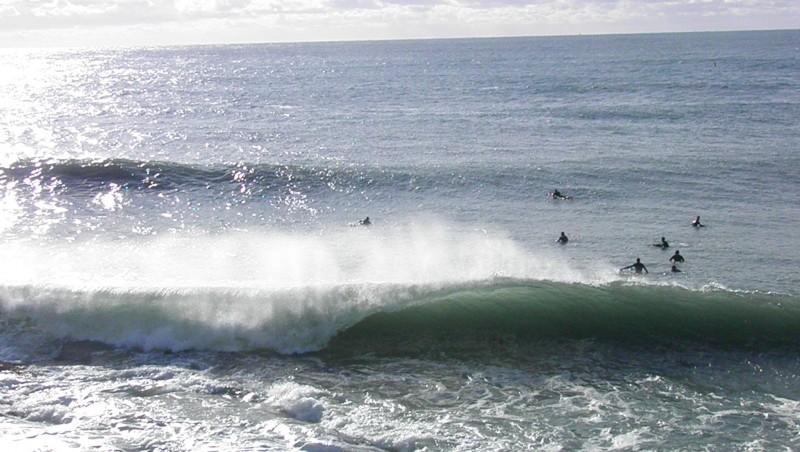 Surf report La Couronne - France (13) 2011-12-17 11:20:00