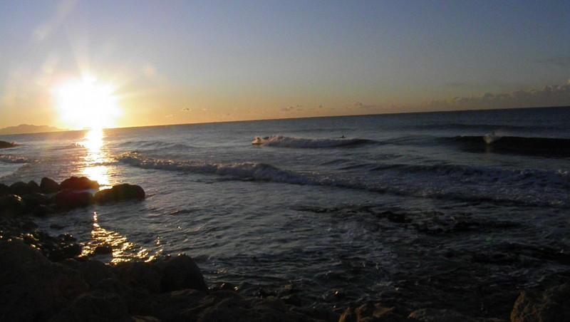 Surf report Sausset les Pins - Plage du Port - France (13) 2011-12-18 08:30:00