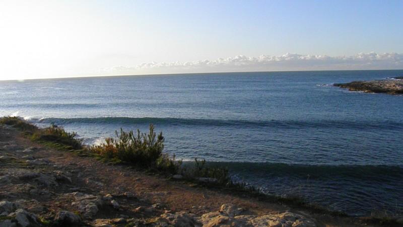 Surf report La Couronne - France (13) 2011-12-18 09:00:00