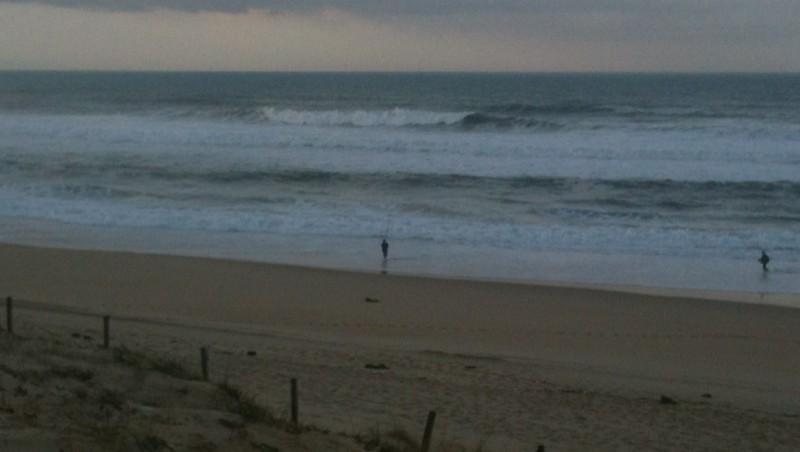 Surf report Seignosse - Les Estagnots - France (40) 2011-12-28 13:00:00