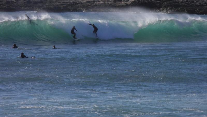 Surf report L'Arquet - France (13) 2011-12-30 14:00:00