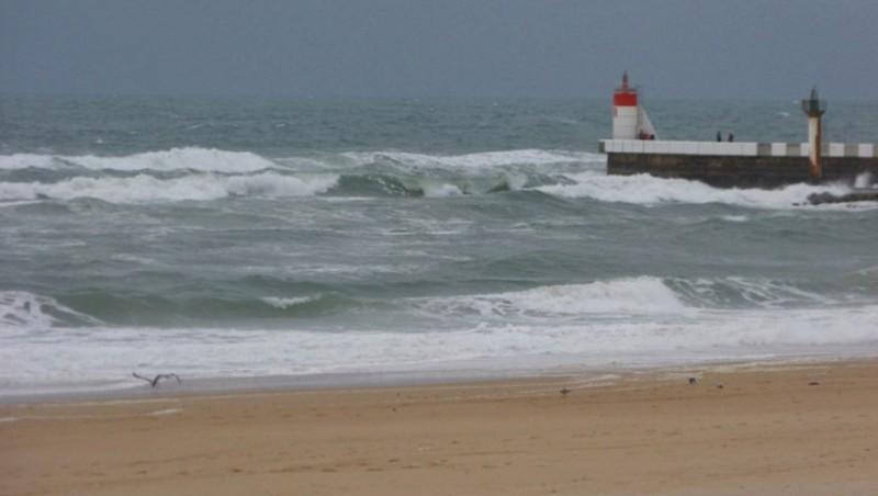 Surf report Capbreton - Le Prévent - France (40) 2011-12-30 16:30:00