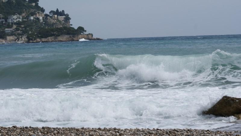 Surf report Les douaniers - France (06) 2011-04-22 15:00:00