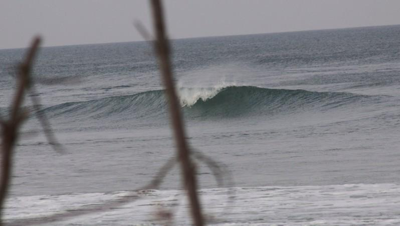 Surf report Soulac - Sud - France (33) 2011-04-23 09:00:00