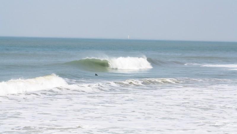 Surf report Soulac - L'Amélie - France (33) 2011-04-17 11:00:00