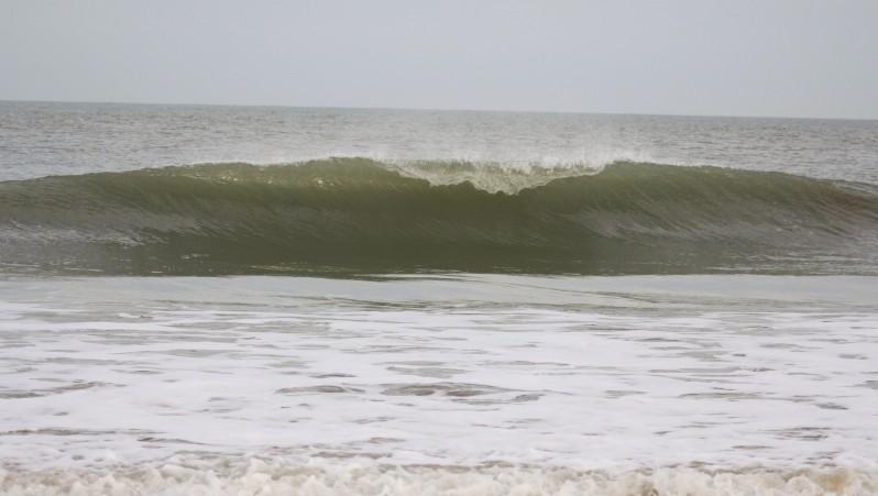 Surf report Soulac - L'Amélie - France (33) 2011-04-02 09:00:00