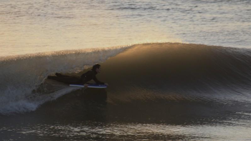 Surf report Soulac - L'Amélie - France (33) 2011-04-01 18:00:00
