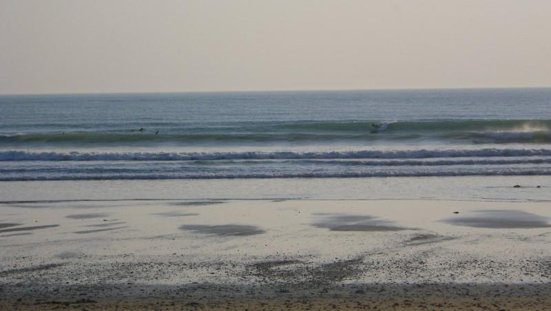 Surf report Plage des Dunes - France (85) 2011-04-26 18:00:00