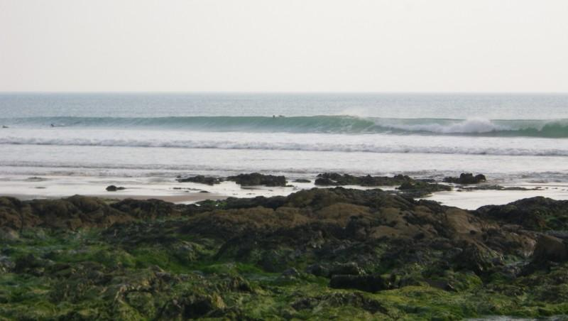 Surf report Plage des Dunes - France (85) 2011-04-27 17:00:00
