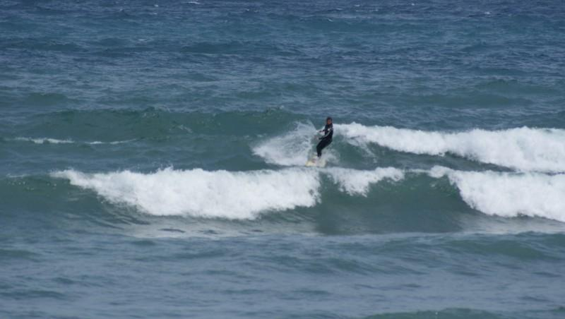 Surf report Beaulieu sur Mer - Niven - France (06) 2011-04-30 14:00:00