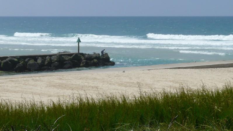 Surf report Mimizan - Plage Garluche - France (40) 2011-05-03 18:00:00