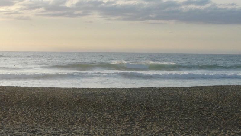 Surf report Anglet La Madrague - France (64) 2011-05-08 18:00:00